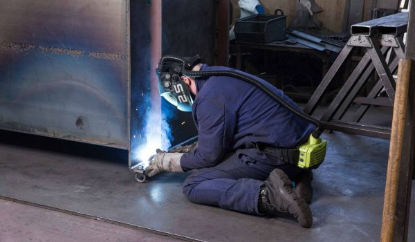HBE welding processes successfully certified